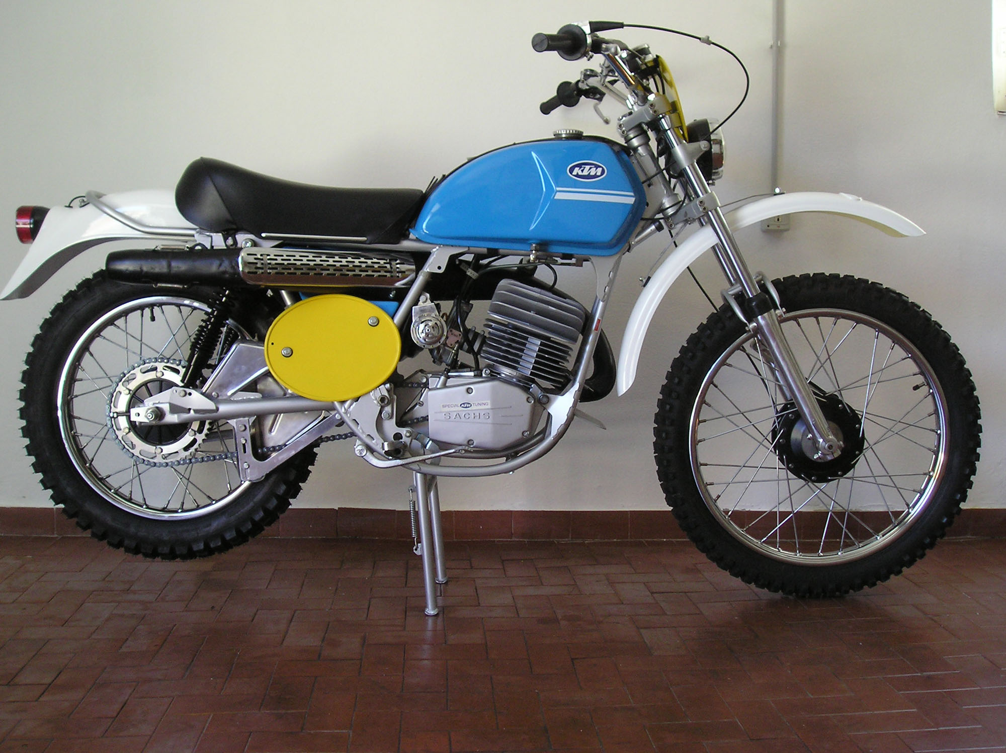 KTM 125 GS