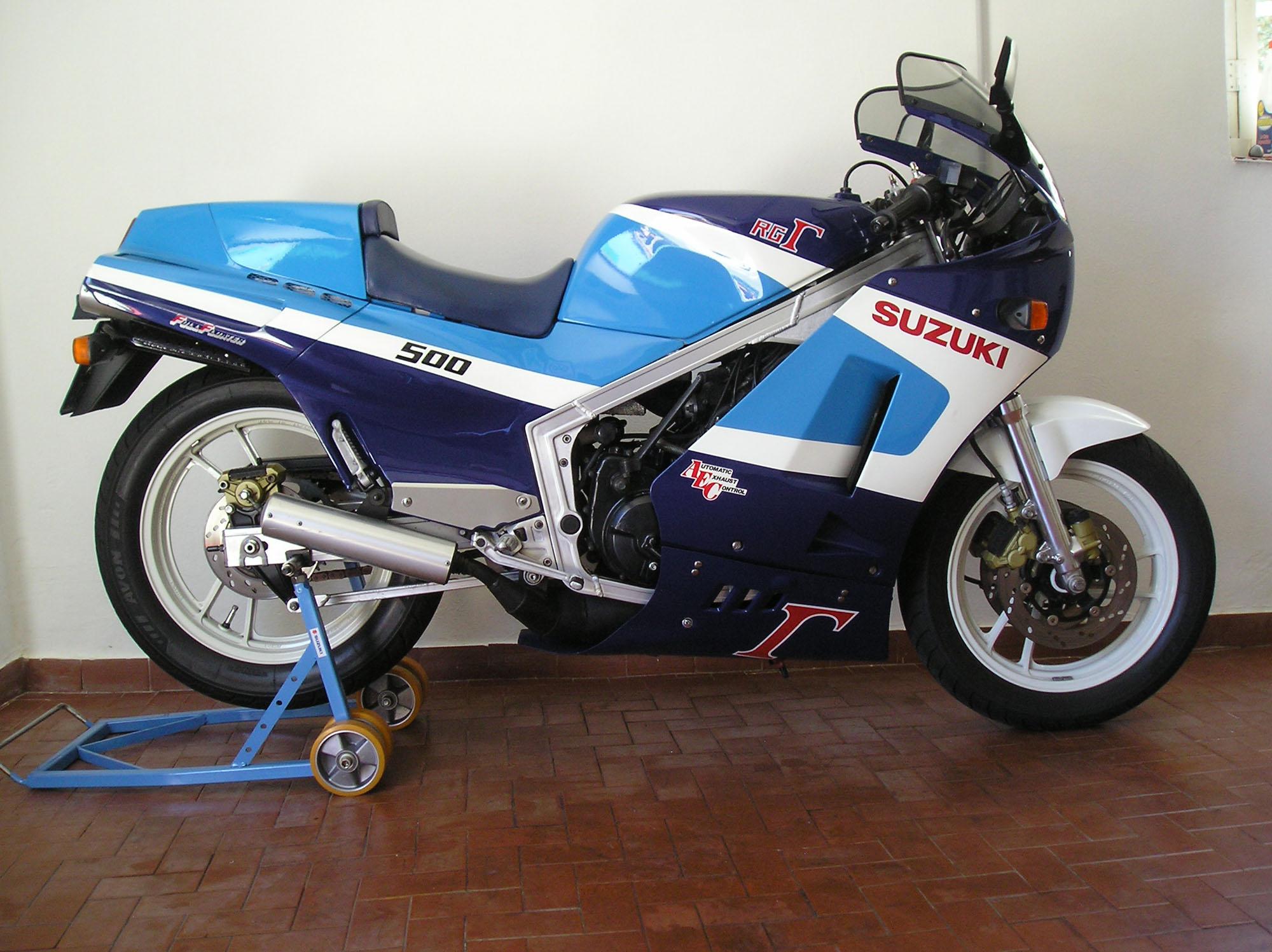 Suzuki Gamma 500