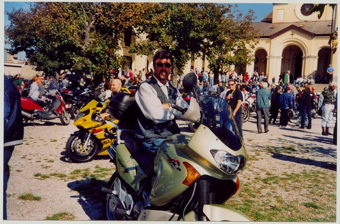 Raduno della  Madonna della Guardia  2002