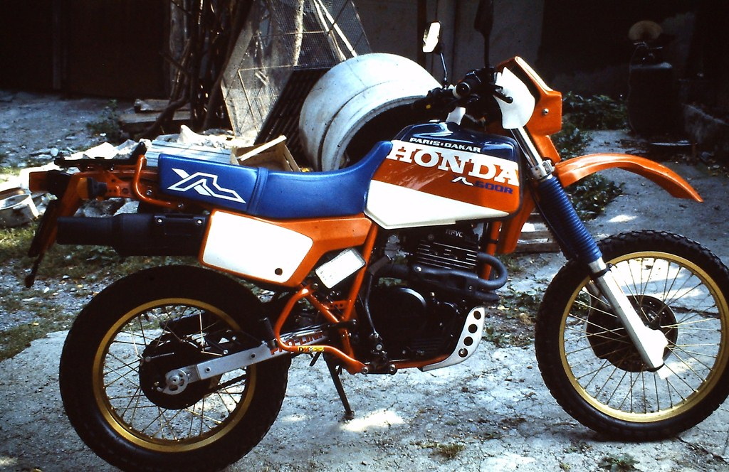 HONDA XL 600R PARIS DAKAR